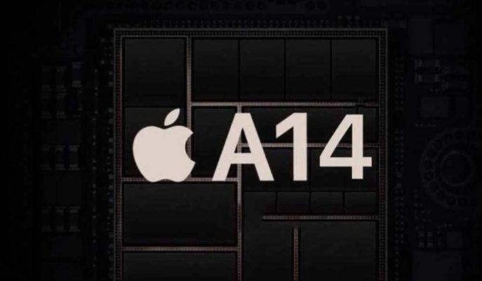 iPhone 12'ye Güç Verecek A14 Bionic İşlemciler Ortaya Çıktı