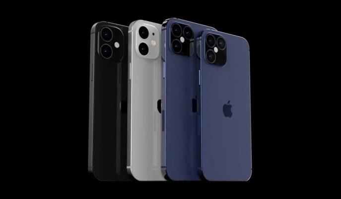 iPhone 12 Modellerinin Batarya Kapasiteleri Sızdırıldı