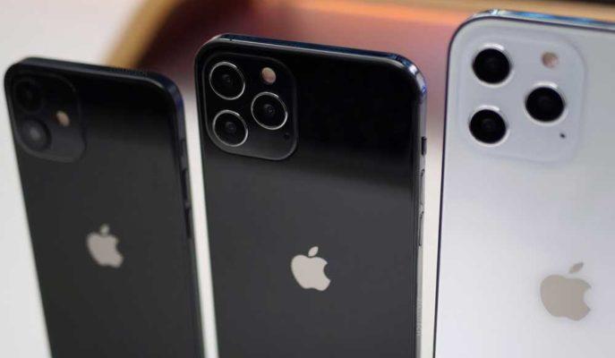 iPhone 12 Serisi Önceki Modeller ile Yan Yana Gösterildi