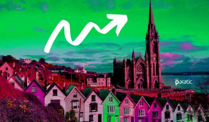 İrlanda'nın 2019 ve İlk Çeyrek GSYİH Büyümesi Yukarı Yönlü Revize Edildi