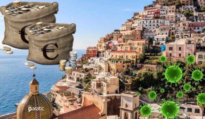 İtalya Coronavirüsle Mücadelede 25 Milyar Euro'luk Daha Kurtarma Paketi Hazırladı