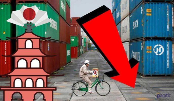 Japonya'nın İhracatı Haziran'da %26,2'lik Düşüş Gösterdi