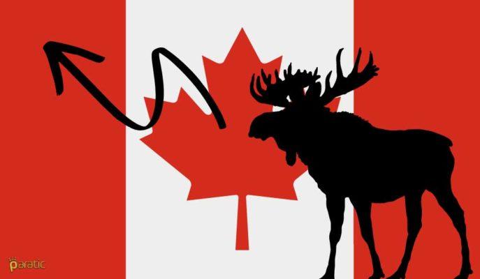 Kanada GSYİH'si Temmuz'da %3,9 Büyüyerek Resmi Beklentiyi Aşacak