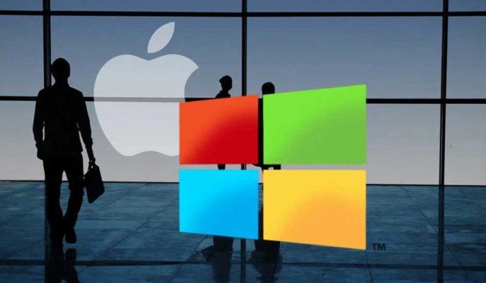 Microsoft, Apple'a Tekelci Davrandığı Gerekçesiyle Soruşturma Açılmasını İstiyor