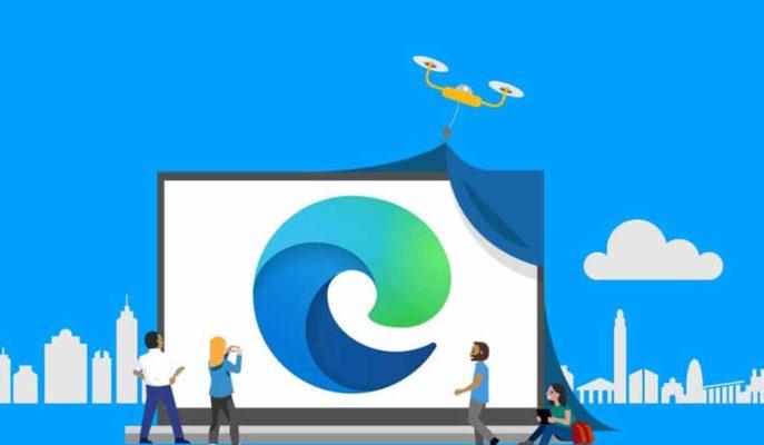 Microsoft, Edge Tarayıcısına Yönelik Dokunuşlarına Devam Ediyor