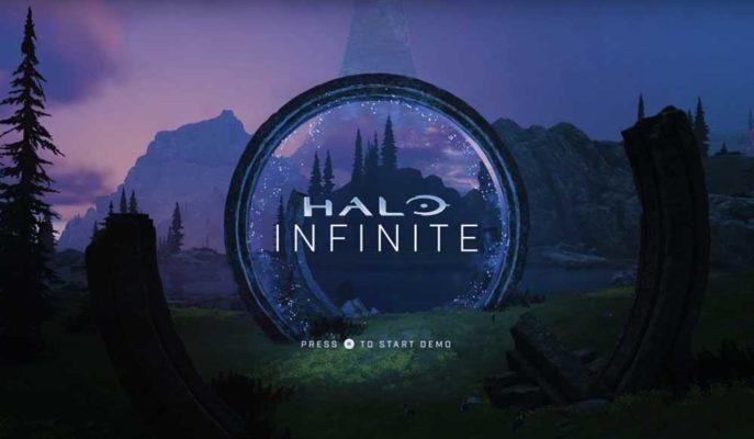 Microsoft'un Beklenen FPS Oyunu Halo Infinite için Oyun İçi Görüntüler Paylaşıldı