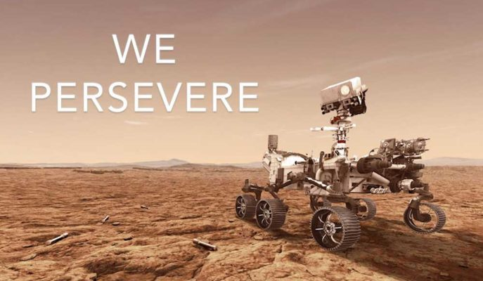 NASA Geri Sayımın Sürdüğü Mars Görevinin Nasıl Yapılacağını Animasyon ile Gösterdi