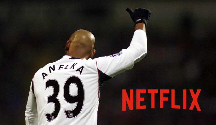 Netflix Futbolcu Belgesellerine Bir Yenisini Daha Ekliyor: Nicolas Anelka