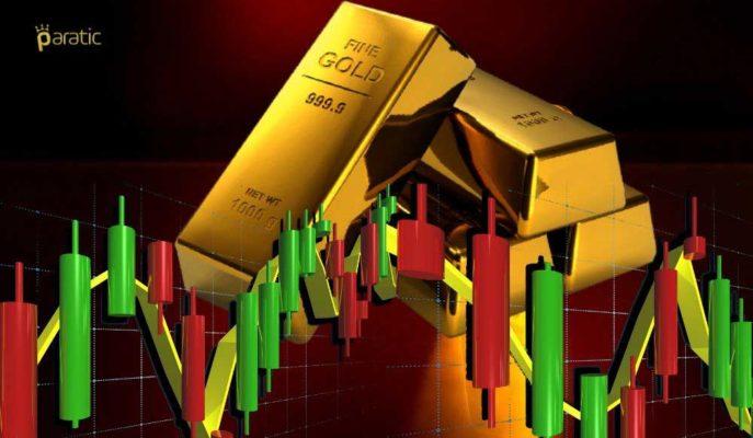 Altının Onsu 1800 Dolarda Tutunmaya Çalışıyor