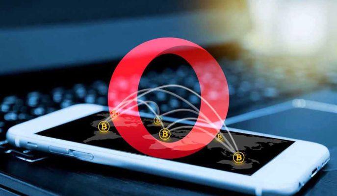 Opera Tarayıcısında Bulunan Kripto Cüzdan'ın Kullanım Oranı Sürekli Artıyor