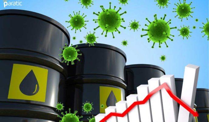 Petrol Fiyatları ABD'de Günlük Vaka Sayısının Rekor Düzeyde Gitmesiyle Düştü