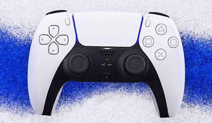PlayStation 5'in Kontrol Cihazı DualSense Canlı Görüntülendi
