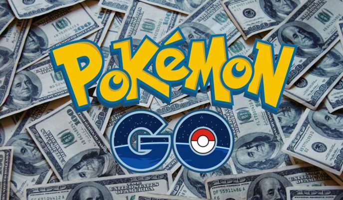 Pokemon GO Eskisi Kadar Popüler Olmasa da Geliştiricisi Niantic'i Zengin Etmeye Devam Ediyor