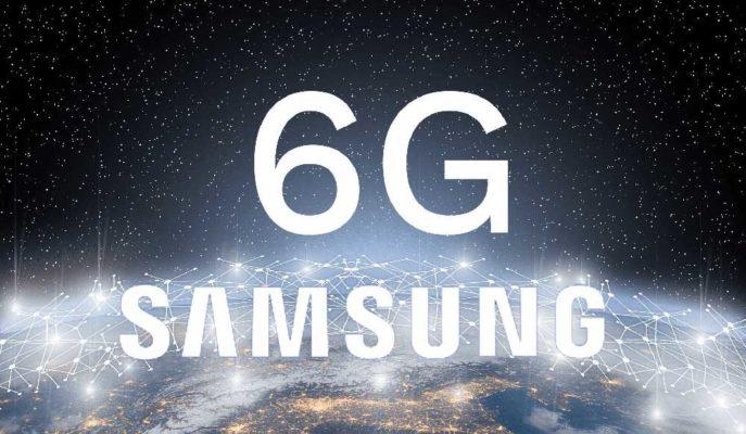 Samsung 6G Teknolojisine Dair Yol Haritasını Çiziyor