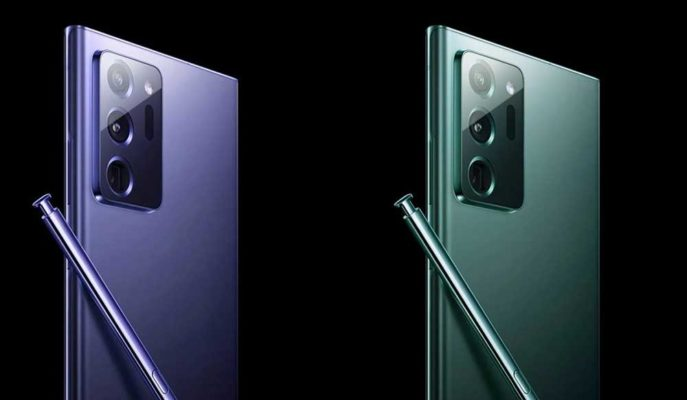Samsung Galaxy Note 20 Serisinden Fiyat Bilgileri Gelmeye Başladı