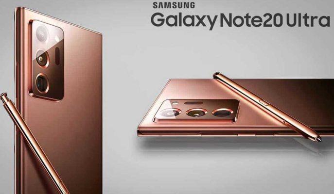 Samsung Galaxy Note 20 Ultra'nın Kullanım Videosu Paylaşıldı
