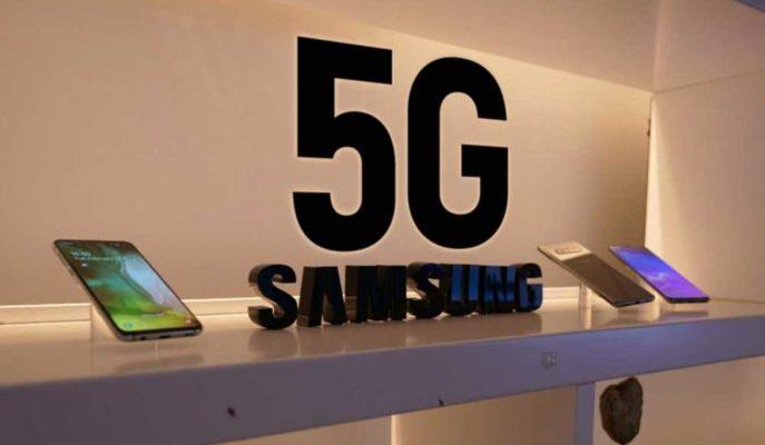 Samsung İngiltere'de Huawei'den Doğan 5G Boşluğunu Doldurabilir