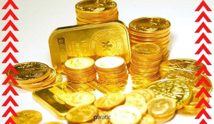 Saxo Bank Altın Fiyatlarının Yılın 2. Yarısında Daha da Yükselmesini Bekliyor