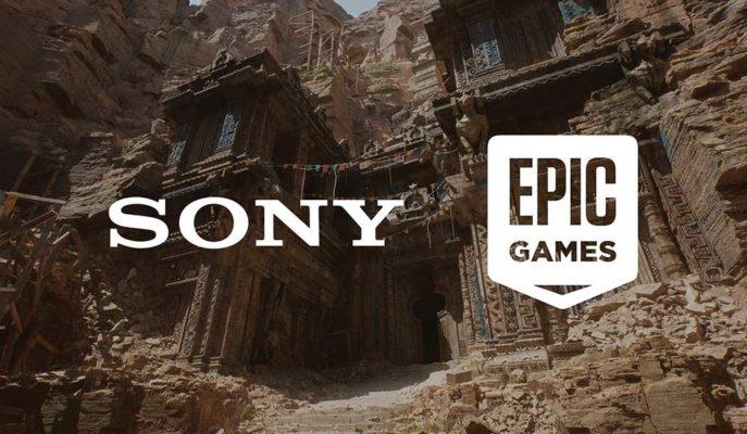 Sony ile Epic Games İş Birliğinde Yeni Bir Anlaşma Daha Yapıldı