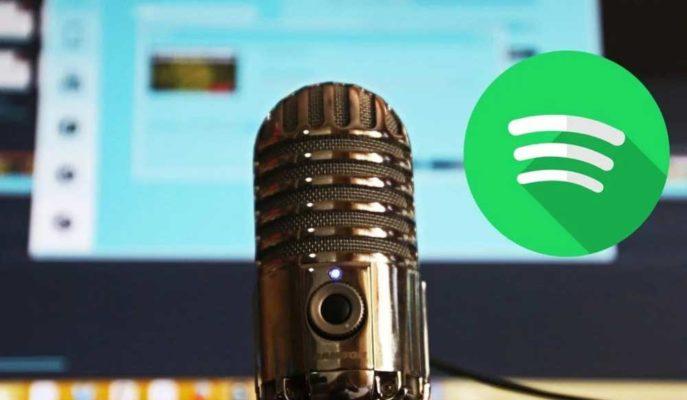 Spotify Podcast Yayınları için İzleme İmkanı Sunuyor