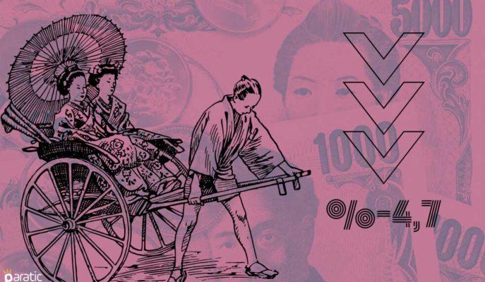 Tahminleri Kötüleşen BOJ'a Göre Japonya GSYİH'si 2020'de %4,7 Daralacak