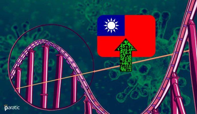Tayvan için Büyüme Tahmini, Teşvik ve Sübvansiyon Vurgusuyla Yükseltildi