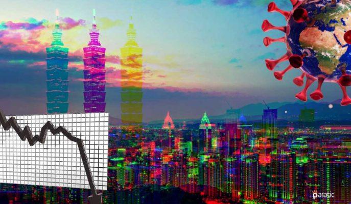 Tayvan'ın Büyüme Tahmini, Çöken İhracat ve Özel Tüketim Etkisiyle Düşürüldü