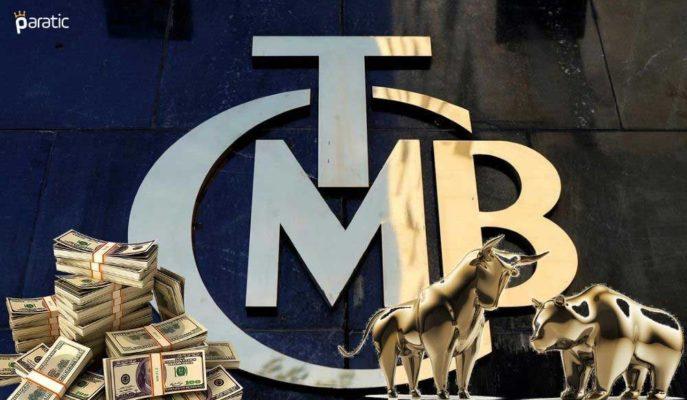 TCMB'nin Enflasyon Tahminini Yükseltmesinin Ardından Dolar ve Borsa Yatay Seyrediyor