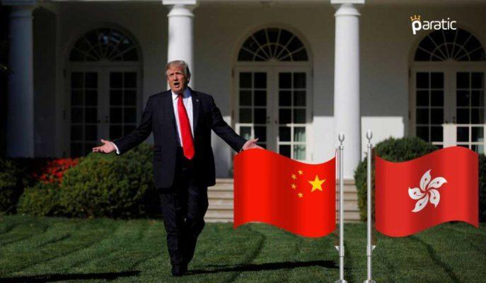 Trump, Çin'e Yönelik Yeni Adımları İçeren Kararnameyi İmzaladı