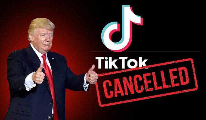 Başkan Trump, TikTok'a Erişim Engeli Kararını Değerlendirdiklerini Söyledi
