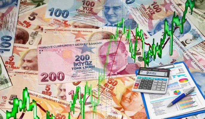 Türkiye'nin 6 Aylık Bütçe Açığı 110 Milyar Liraya Dayandı