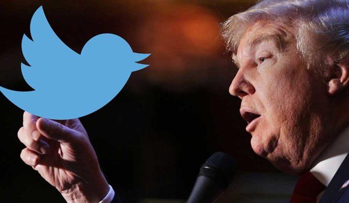 Twitter'ın Donald Trump'ın Hesabı için Daha Fazla Önlem Aldığı İddia Edildi