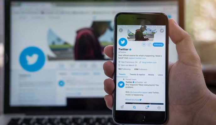 Twitter Masaüstü için Mesajlaşma Bölümünü Daha Görünür Hale Getiriyor