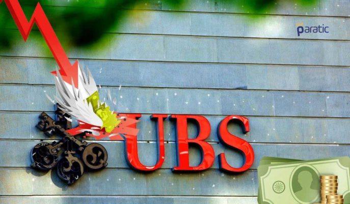 UBS 2020'nin 2. Çeyreğinde 1,2 Milyar Dolar Net Kar Sağladı