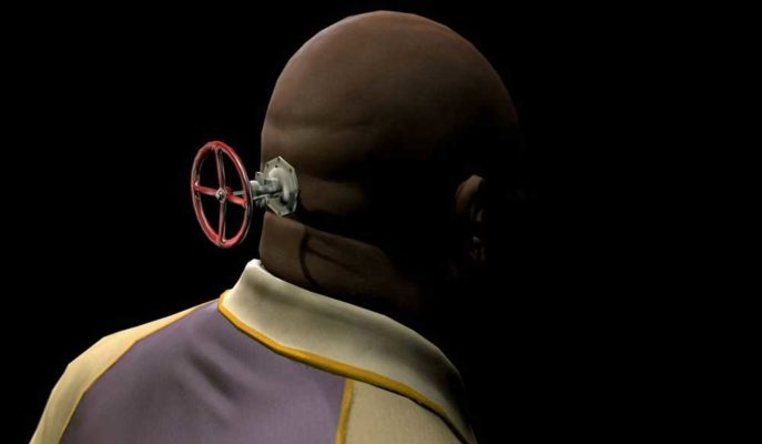 Valve Sembolü Vanalı Adamın Yüzü Ortaya Çıktı