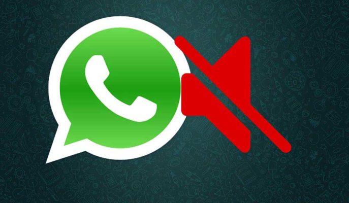 WhatsApp'ta Kullanıcılar Bildirimleri Kalıcı Olarak Sessize Alabilecek