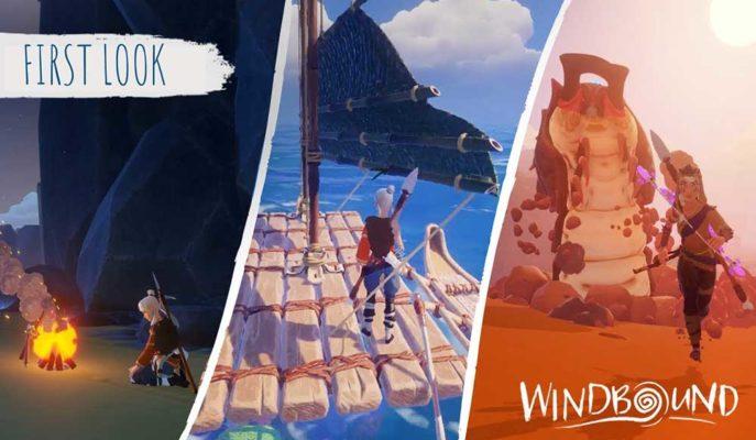 Windbound için Beklentiyi Artıran Uzun Süreli Oynanış Görüntüleri Paylaşıldı