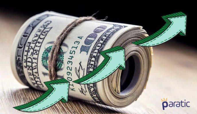 7,36'ya Yaklaşan Dolar Kuru Gözünü Yeniden Zirveye Dikti