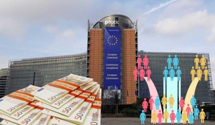 AB Komisyonu İstihdamın Korunması için 81,4 Milyar Euro Destek Teklif Etti
