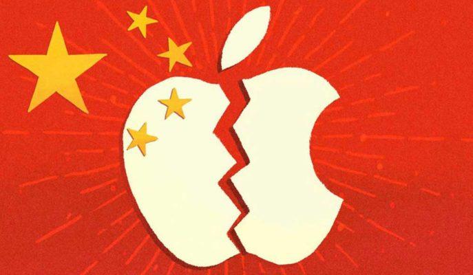 ABD Çin Gerilimi Apple'a App Store'da Binlerce Oyun Kaldırttı