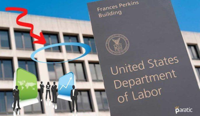 ABD Haftalık İşsizlik Maaşı Başvuruları 1 Milyon 186 Bine Geriledi