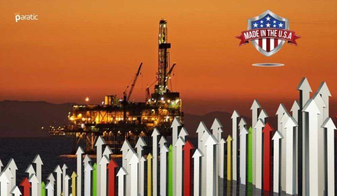 ABD'de Petrol Sondaj Kulesi Sayısı Haftalardır İlk Kez Yükseldi