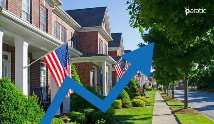 ABD'de Konut Başlangıçları ve İnşaat İzinleri Temmuz'da Sert Yükseldi
