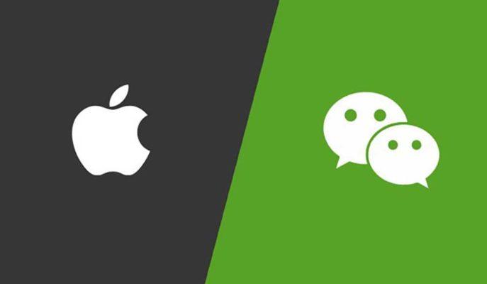 ABD Yönetimi Apple'a, WeChat'in Çin'de Kullanımı Konusunda Garanti Verdi