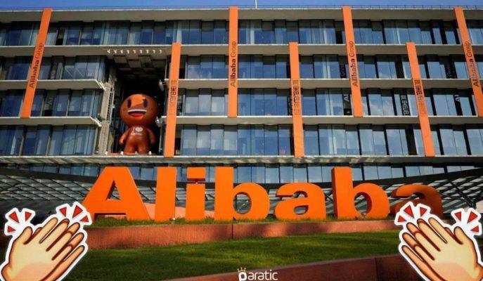 Alibaba Group 2Ç20'de Gelirini %34 Oranında Artırdı