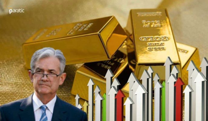 Altın Fiyatları Powell'ın Enflasyon Odaklı Açıklamasından Destek Buldu