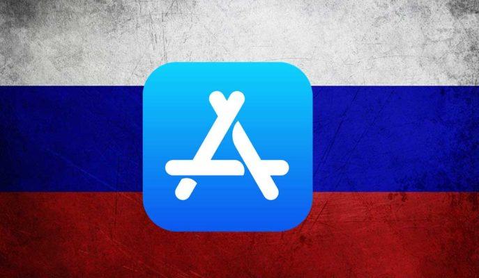 App Store için Tekel Suçlamalarına Rusya da Katıldı