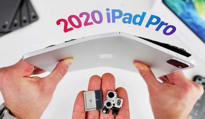 Apple'ın 2020 iPad Pro Modelleri Sağlamlık Testinde Bekleneni Veremedi