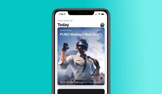 Apple, App Store Hesabındaki PUBG Mobile Paylaşımı ile Fortnite'a Adeta Gönderme Yaptı