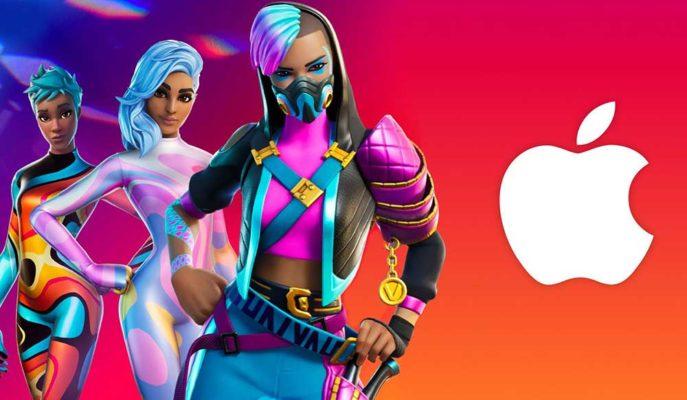 Apple, Epic Games'in Diğer Oyunlarını da Mağazasından Kaldırmaya Hazırlanıyor